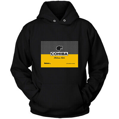 Clothing, Shoes & Accessories COHIBA Habana Cuba Cigar logo bolivar men's Hoodie S M L XL XXL XXXL