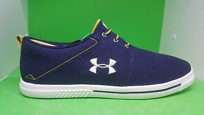 UA Under Armour NOTRE DAME Fighting Irish Collegiate Encounter IV Mens  Shoes sz d04ef10cf77a8