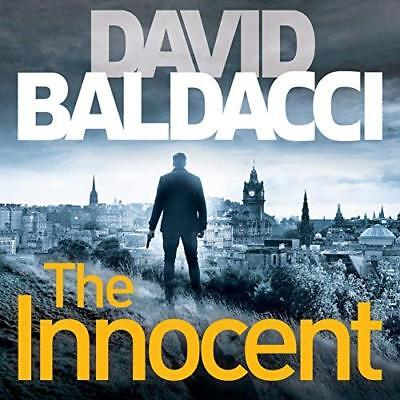 The Innocent By: David Baldacci  - Audiobook