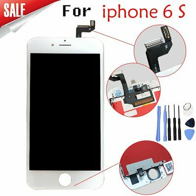 """White Replacement For iPhone6s 4.7"""" LCD Display Touch Screen Digitizer Assembly"""
