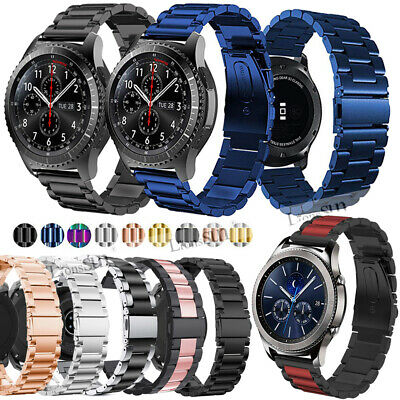 Stainless Steel Metal Watch Band Strap For Huawei Watch GT & Watch 2 Pro 22mm