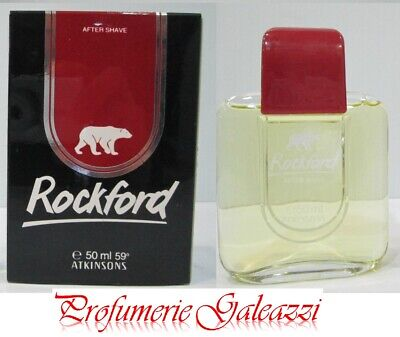 ATKINSONS ROCKFORD AFTER SHAVE - 50 ml