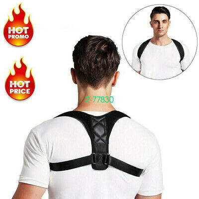 New BodyWellness Posture Corrector Adjustable Orthotics Braces