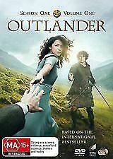 OUTLANDER Season One, Volume 1 (3 Disc DVD) - Region 4