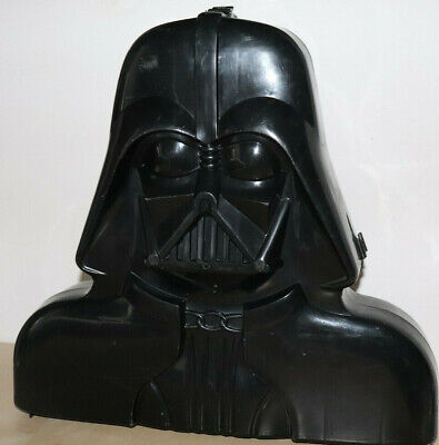 Darth Vader Carry Case Kenner Vintage Star Wars 1980