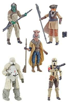 Wave 1 Star Wars The Vintage Collection 2019 lot de 8