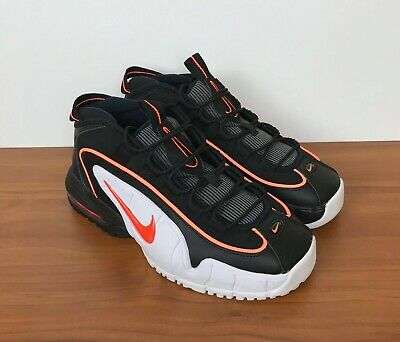 hot sale online 07e55 87fe0 Nike Air Max Penny LE (GS) Black Total Orange 315519-006 Youth Size
