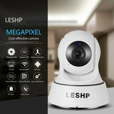 720P HD Sricam Wireless IP Camera Home Security Smart WiFi Camera