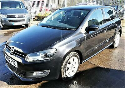 2012 Volkswagen Polo 1.2TDI ( 75ps ) Match , NEEDS ATTENTION , MOTd and LOG BOOK