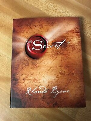 THE SECRET by Rhonda Byrne (2006) Hardcover Book with Dust Jacket