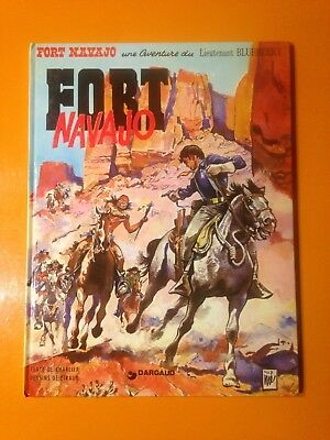 Charlier/giraud : Blueberry T1 : Fort Navajo!