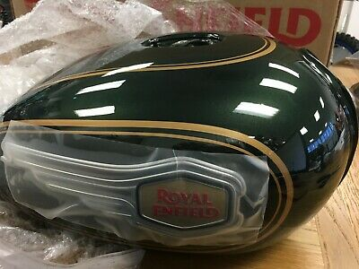 Royal Enfield Bullet Efi 500 Fuel Tank Brand New Never Used - On Sale!! -