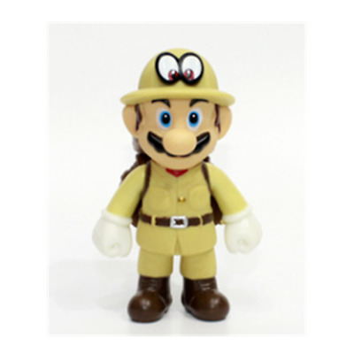 Super mario bros brothers Odyssey adventure version 12cm 5' figure gift figures