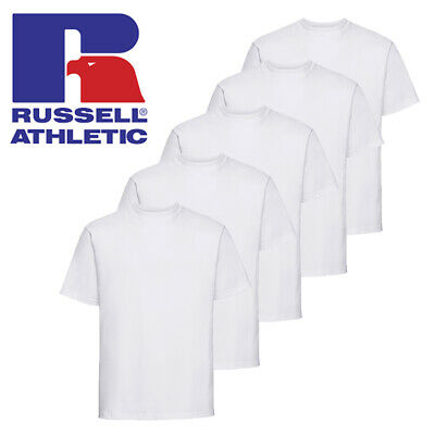 Wholesale Mens White Heavy Weight Plain High Quality 100% Cotton T Shirts Top