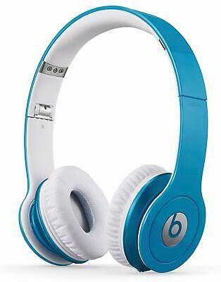 Cuffie Con Cavo Beats By Dr Dre Solo Hd On Ear Light Blue Azzurro