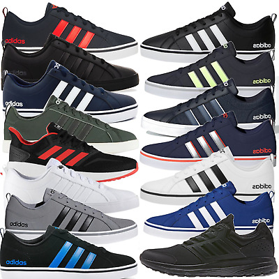 Nubuck Shoes Footwear Gents Pace Laces Trainers Mens Ankle Collar Vs Adidas xWreBoQCd