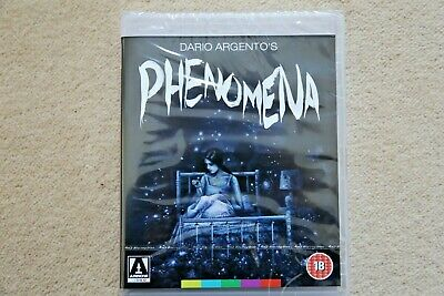 Blu-Ray Phenomena    ( Arrow )     Brand New Sealed Uk Stock