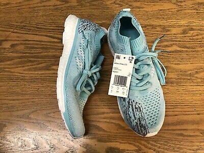 62022fb8b9df Adidas Adizero Prime Ltd Parley Boost Mens Athletic Shoes Aq0201 New Size 8