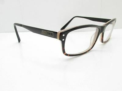 0324bf6c9f Nike 7206 001 EYEGLASSES FRAMES 55-16-145 Black Tortoise Rectangle 11322