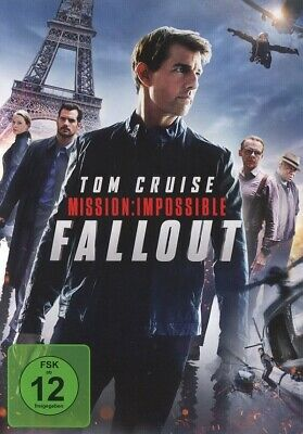 Mission: Impossible 6 - Fallout (DVD - gebraucht: gut)