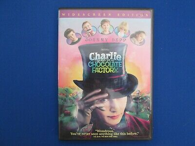 Charlie and the Chocolate Factory - DVD