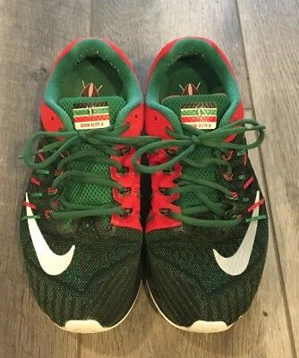 db3e6f4e19 Nike ELITE PRO Kenya Olympic Team Shoes ATHLETE ISSUE Exclusive Running  Track