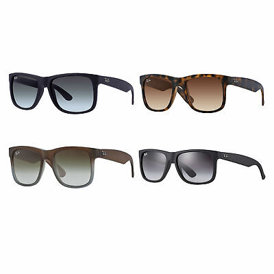 78a75a3663 RAY-BAN RB4165 POLARIZED Justin Classic Sunglasses - Choice of Color ...