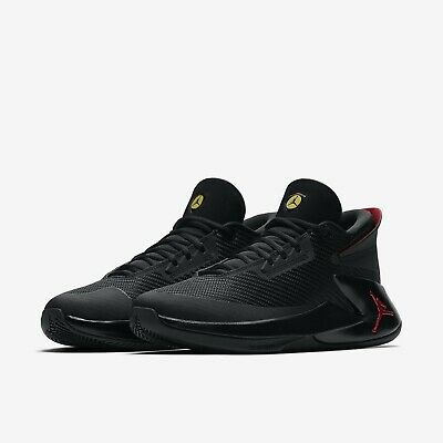001a3191d17 Nike Air Jordan Fly Lockdown Men's Shoes [Size 13] Black/varsity Red Aj9499