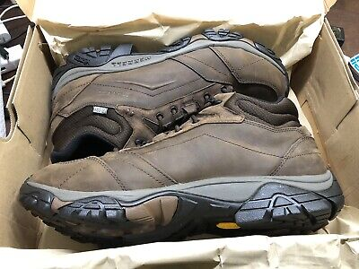 6cc97e1389a Merrell Men s Moab Adventure Mid Waterproof Hiking Boot   New In Box