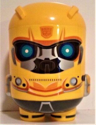 Transformers/Bumblebee 2018 Movie Theater Exclusive 85 oz Popcorn Eater Bumblebe