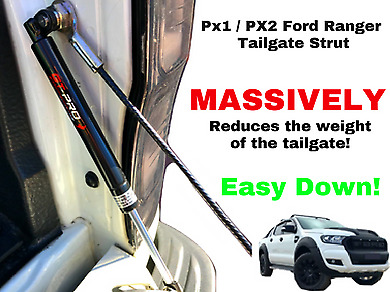 Tailgate Gas Strut for PX 1 / PX 2 Ford Ranger / Mazda BT50 (2012 - 2018 Models)