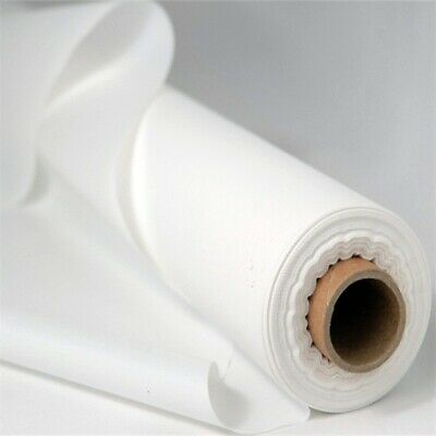 Organic Cotton Fabric - White - Suitable for sewing, sheeting, pillowcases