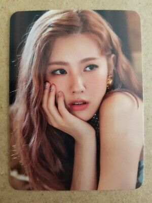 (G)-IDLE G-IDLE MIYEON #1 Authentic Official PHOTOCARD [WELL MADE] 2nd Album 미연