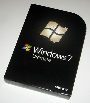 Microsoft Windows 7 Ultimate 32/64 Bit Full Version & License Key