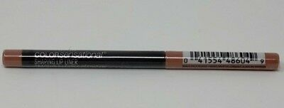 Maybelline New York Colorsensational Shaping Lip Liner-105 Nude Whisper-New