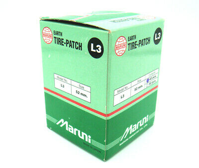 MARUNI TIRE-PATCH (52 mm.) Round Foil Patch.