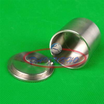 QBB 50ml Stainless Steel Gravity Cups Paint Density Cups Specific NEW