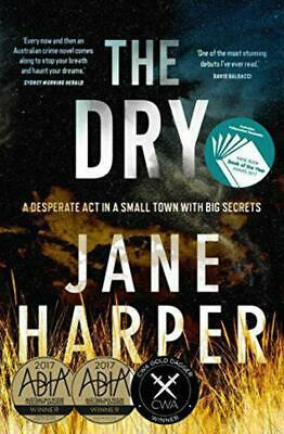 The Dry - Jane Harper - Free Shipping