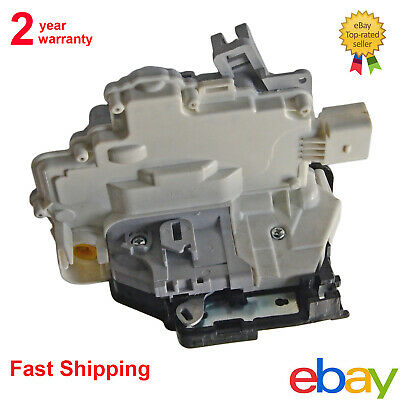 8J2837016A For Audi A5 (07-16) Front Right(Driver Side) Door Lock Mechanism New