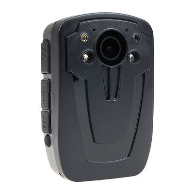 D900 32GB Security Police Use Camera Police Body Worn Camera 1080P Night Vision