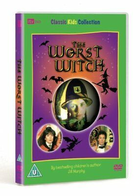 The Worst Witch    [DVD]    Brand New!!   Diana Rigg  Tim Curry