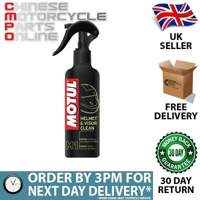 Motul Helmet And Visor Clean 250ml (MTWHVM1)