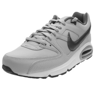 sports shoes 105e6 dc1be Scarpe Nike Nike Air Max Command Leather 749760-012 Grigio