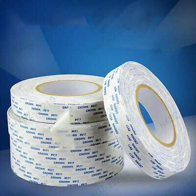 50m/Roll Double Sided Super Sticky Adhesive Tape For Phone Repair 0.13mm Thick