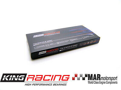 King Race POLYMER COATED Big End bearings Nissan GTR, VR38DETT Std