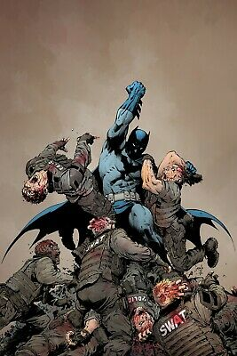 DCeased #1 Cover A DC Comics PREORDER - SHIPS 01/05/19