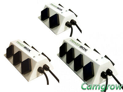 Green Power Powerbox - 4 way, 6 way & 8 way Supplies Power to Multiple Lighting