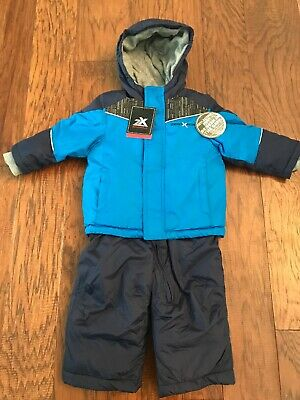 8cc8a572a NEW Baby Infant Toddler Boys ZeroXposur Snowsuit Snow Pants & Jacket 12 18  month
