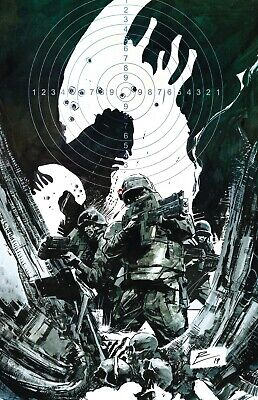 Aliens Rescue #1 Cover A Dark Horse Comics PREORDER - SHIPS 24/07/19