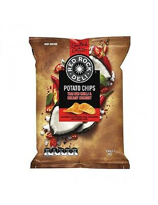 Red Rock Deli Thai Red Chilli Coco 150g